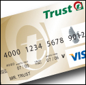 Credit Card Design for Trust Bank Limited